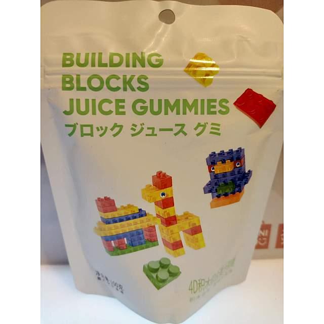 Building Blocks Juice Gummies