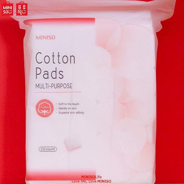 Multi-Purpose Beauty Cotton Pads(225 Count)
