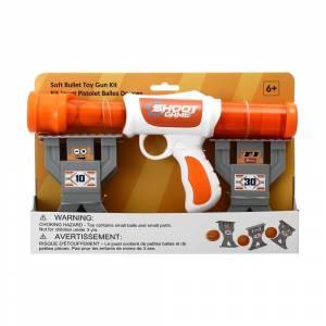 Soft Bullet Toy Gun Kit