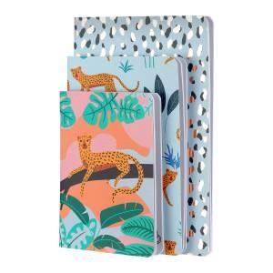 Safari Series Stitch Bound Books