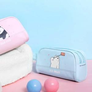 We Bare Bears Cosmetic Bag(ice Bear)