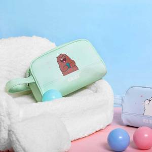 We Bare Bears Cosmetic Bag(grizzly)