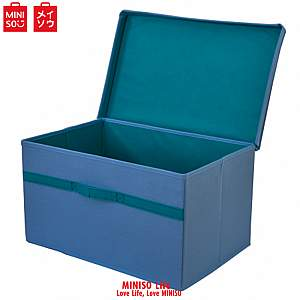 Storage Box L(blue)