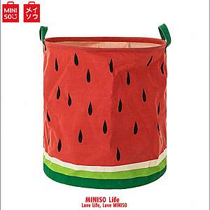 Fruit Series- Large Storage Basket (watermelon)