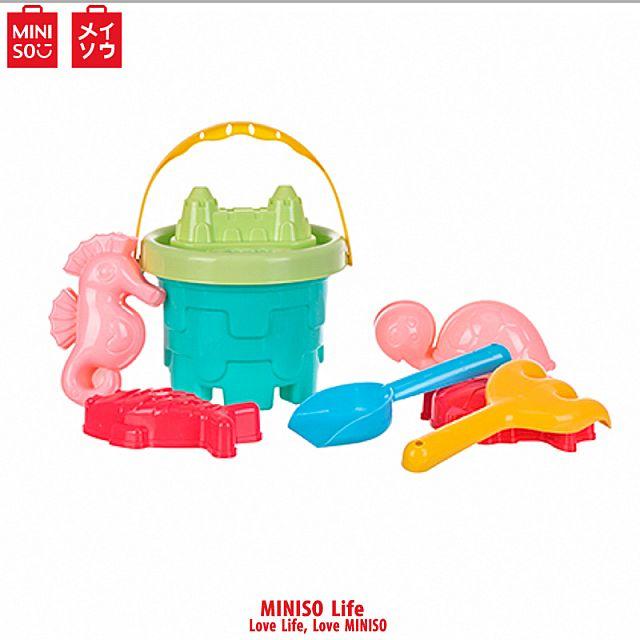 Sand Toy- Sand Bucket Kit