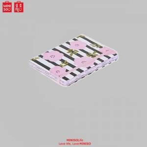 Floral Series-mini Blossom Hardcover Memo Book