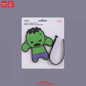 Marvel- Luggage Tag.hulk