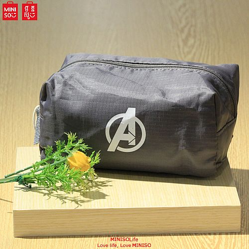 MARVEL- Storage Bag.Grey
