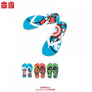 Marvel- Men's Flip Flops.s.39-40