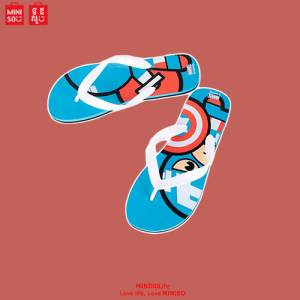 Marvel- Men's Flip Flops.l.43-44