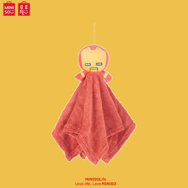 Marvel-Hand towel(Iron Man)
