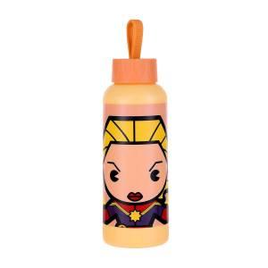 Marvel- Glass Water Bottle 300ml.captain Marvel