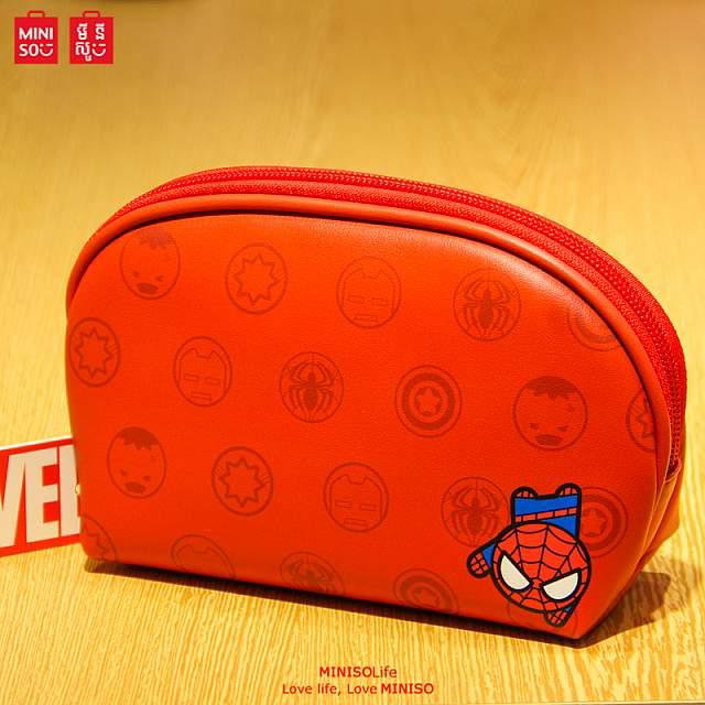 MARVEL- Hand Bag (Red)