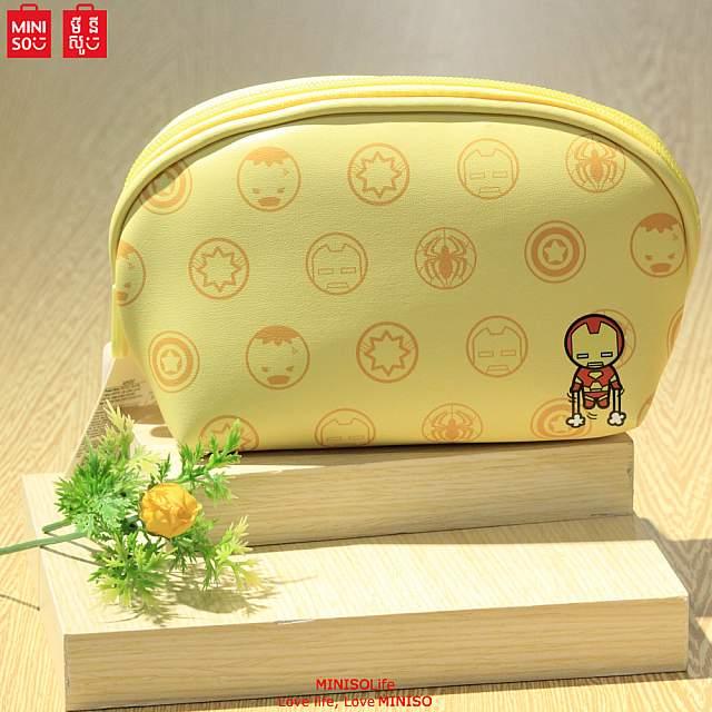 MARVEL- Hand Bag  (Yellow)