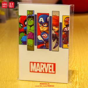 Marvel Stitch Bound Book-logo