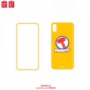 Marvel Tempered Protector For Iphone Xr