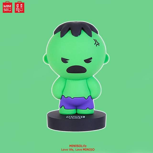 MARVEL- Decoration.Hulk