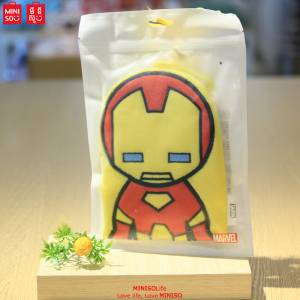 Marvel  Characters Bath Glove