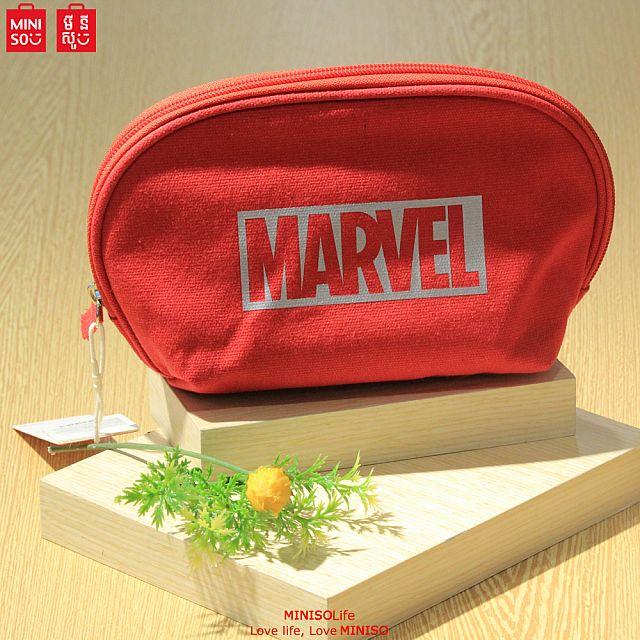 MARVEL Clutch Bag.Red