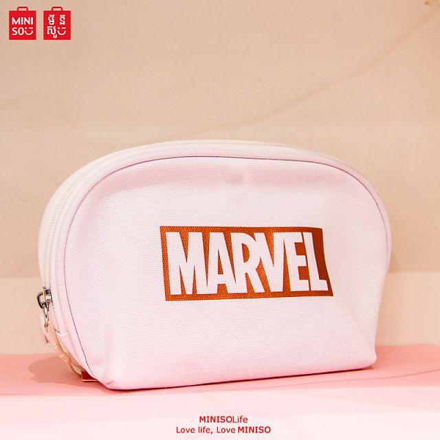 MARVEL Clutch Bag.White