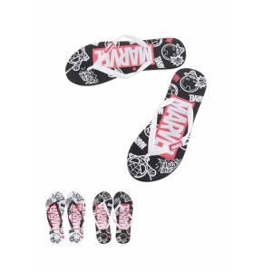 Marvel- Women's Flip Flops.m.37/38