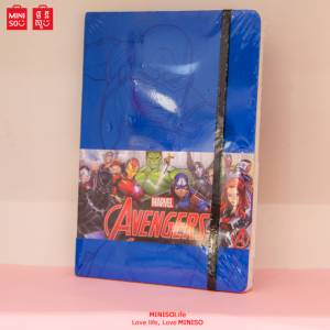 Marvel Pu Memo Book-captain America(medium)