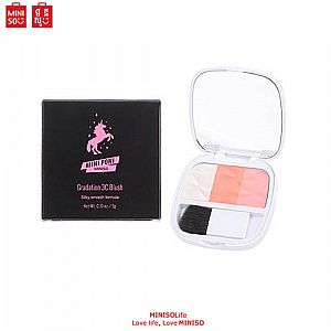 Mini Poni Gradation 3c Blush(01 Coral Red)