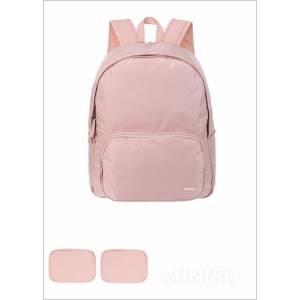 Minigo Foldable Backpack (pink)
