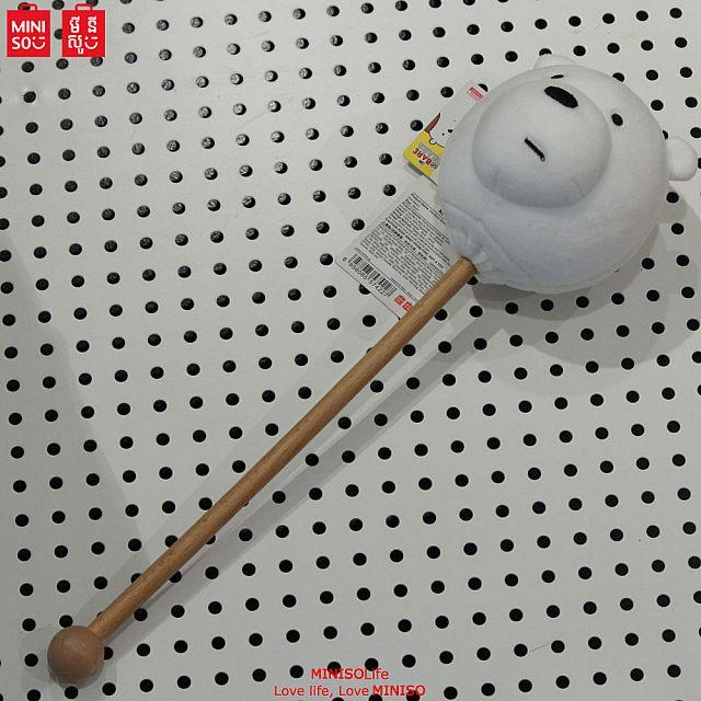 Let's Bare Bears-Massage Hammer (White Bear)