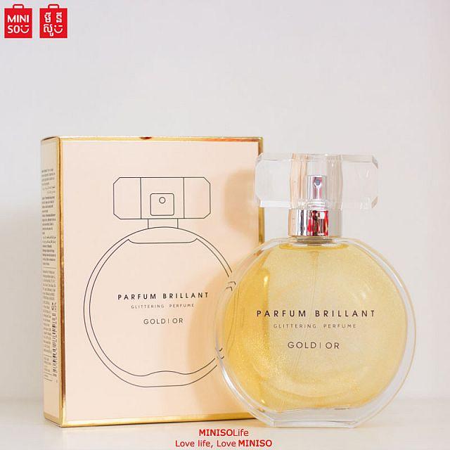 Glittering Perfume(Gold)