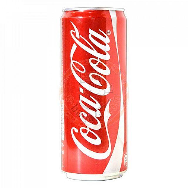 COCA-COLA CARBONATED DRINKS 24X330ML