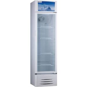 Midea 316l Supermarket Pepsi Glass Display Showcase Refrigerator