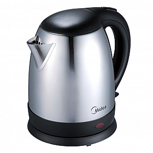 Midea Electric Jug Kettle Mk-12s03e(1.2l) Stainless Steel