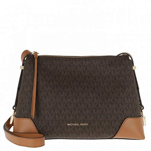 Michael Kors Cross Body & Shoulder Bags -BROWN