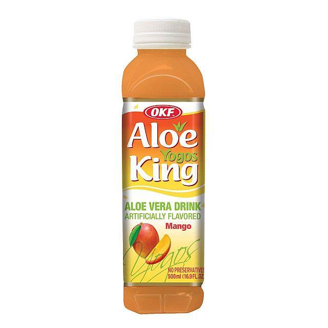 OKF Aloe Yogos Mango 500ml