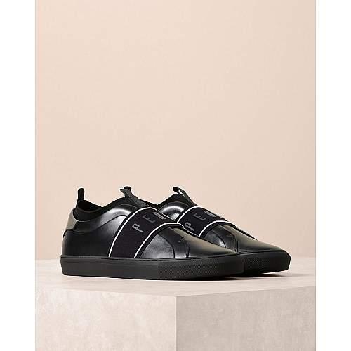 Elastic Band Slip-On Sneakers