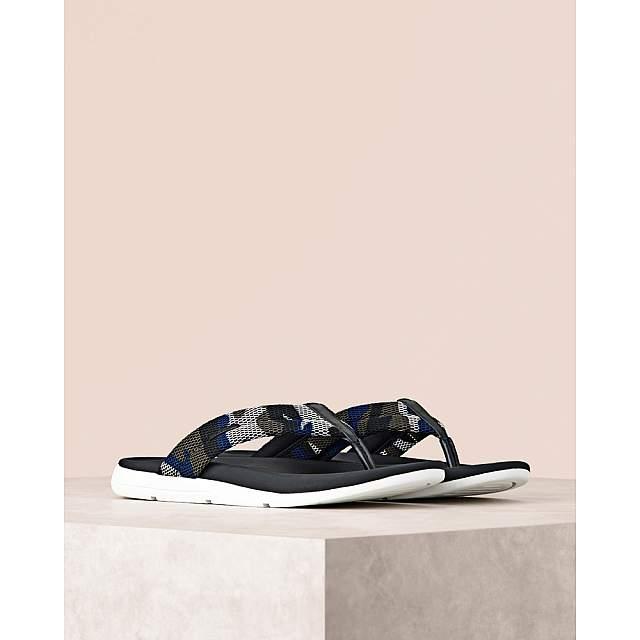Camo Thong Sandals