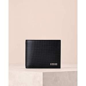 PEDRO Embossed Bi-Fold Wallet