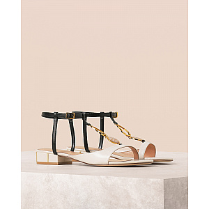 Pedro Thong Ankle Strap Sandals