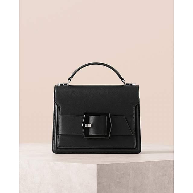 Buckled Handbag
