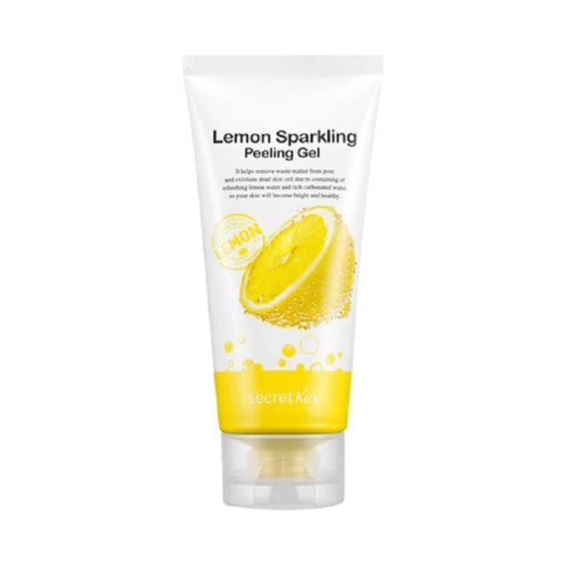 Lemon Sparkling Peeling Gel 120ml