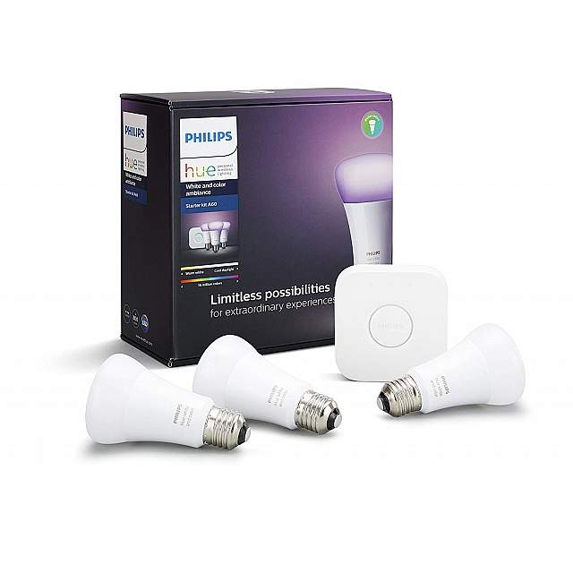 Philips Hue Starter Kit Gen 3-10W
