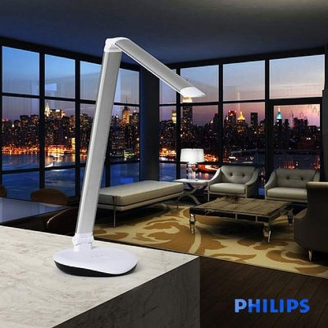 Philips LEVER LED Desk Light-4.5W