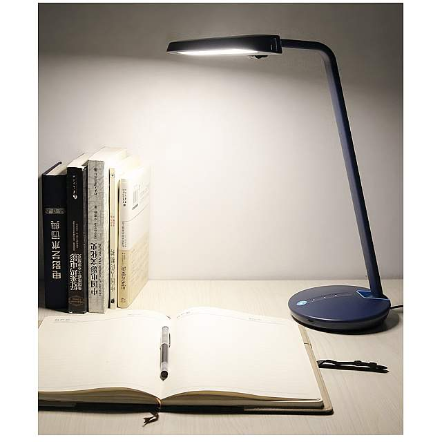 Philips STRIDER LED Desk Light - Blue-7W