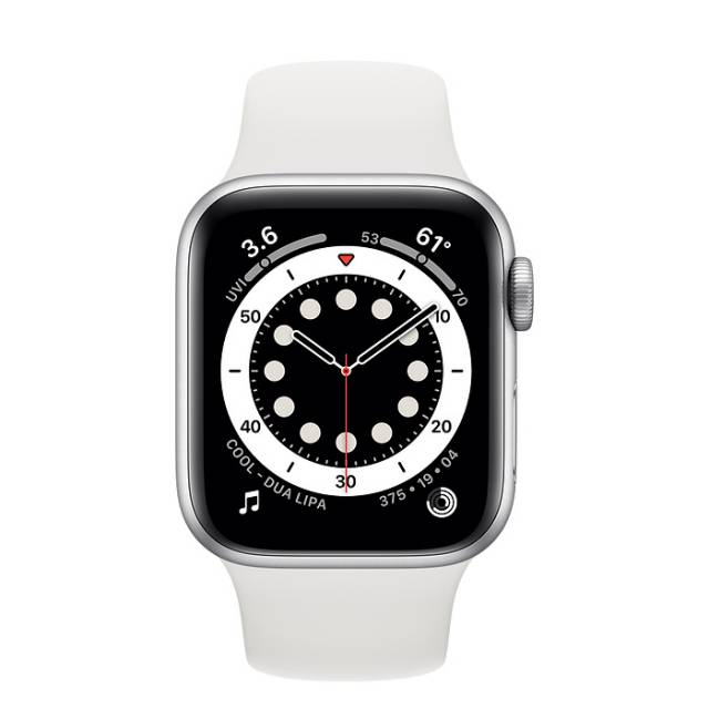 Apple Watch 6 (SILVER)40mm
