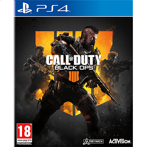 Call of Duty Black OPS4