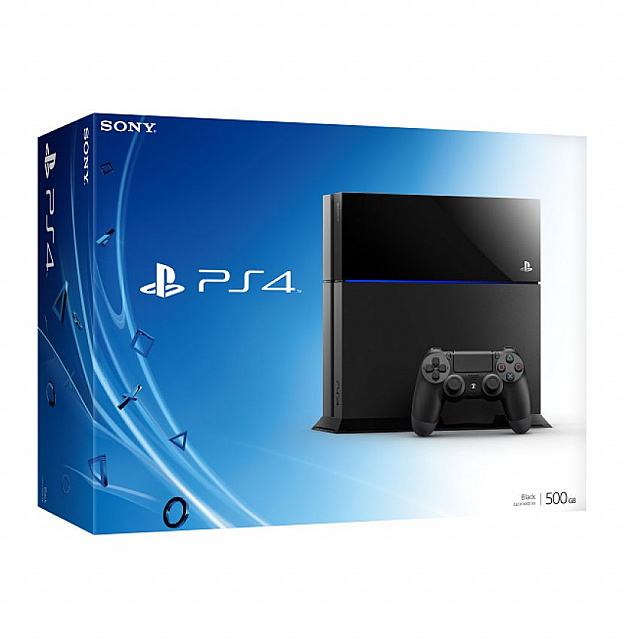 Playstation 4 Standard 500GB