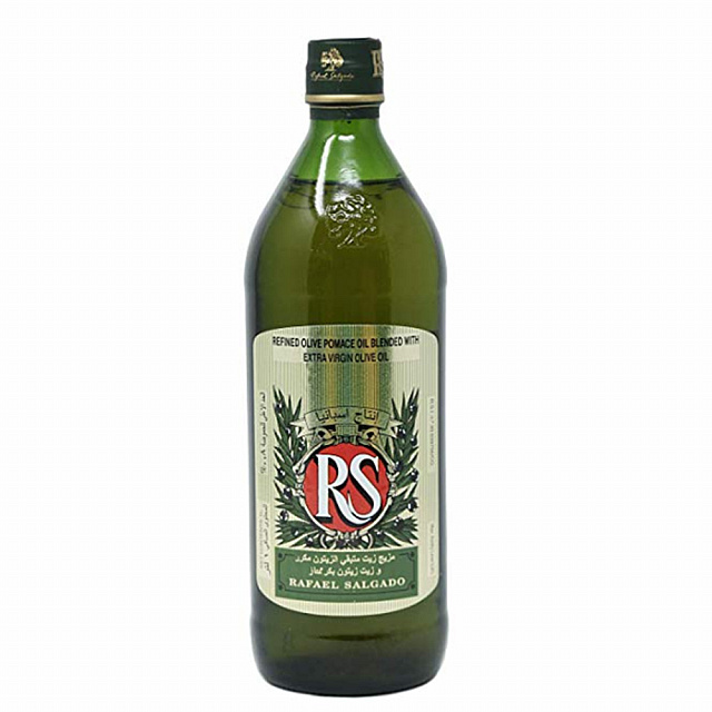 REFINED OLIVE PAMACE OIL BLENDED WITH EXSTRA VIRGIN ...
