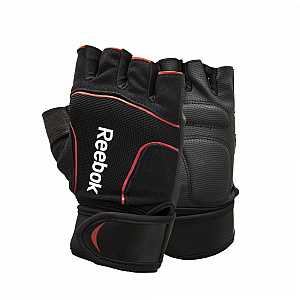 Lifting Glove - Red M