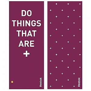 Double sided 4mm Yoga Mat - Crosses Do